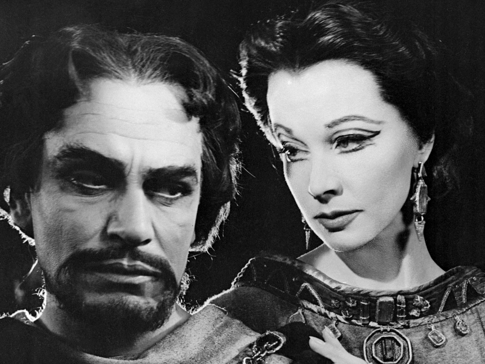 Laurence Olivier's steamy love letters to Vivien Leigh see ...