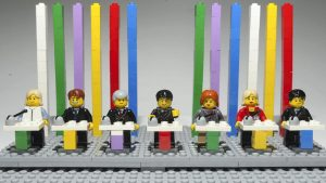Lego Leaders Debate